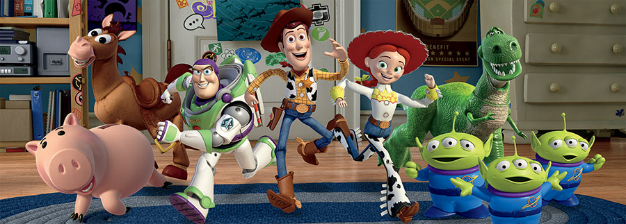 Toy Story Disney Jigsaw Puzzle