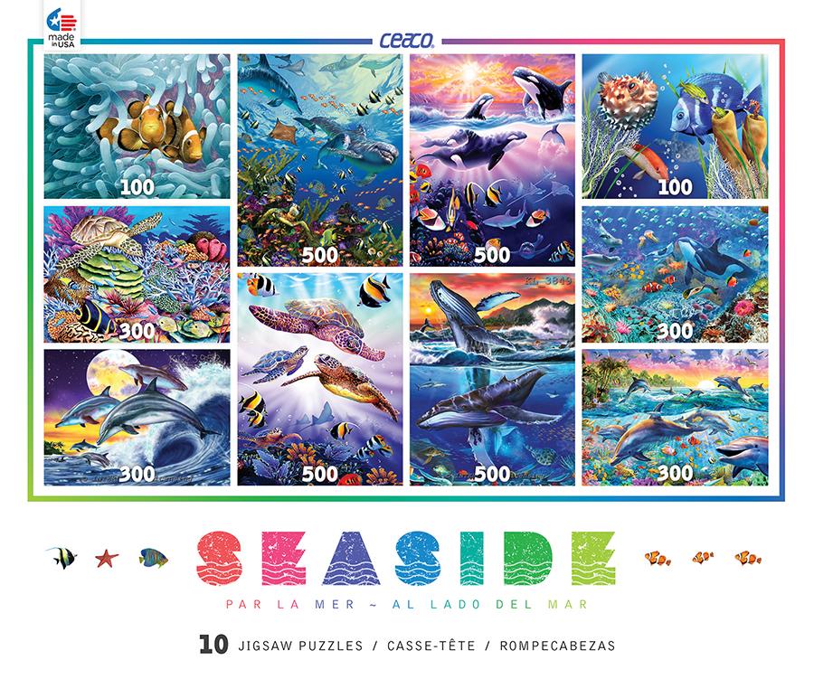 550 Piece Puzzle by Ceaco