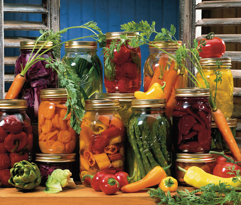 Canned Veggies Food and Drink Jigsaw Puzzle