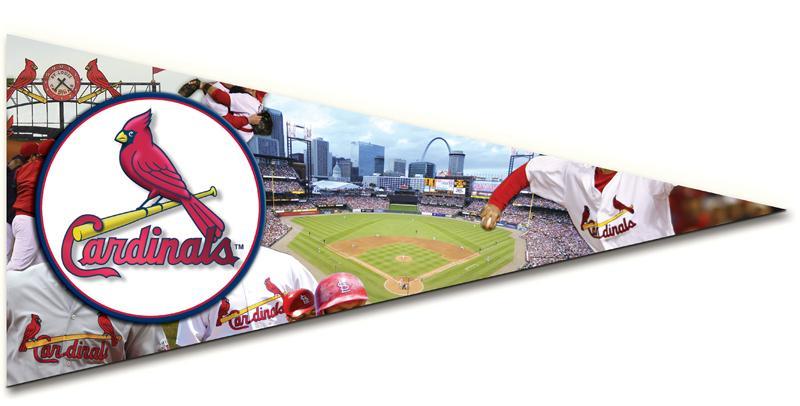 Pennant - Cardinals St. Louis Cardinals Jigsaw Puzzle