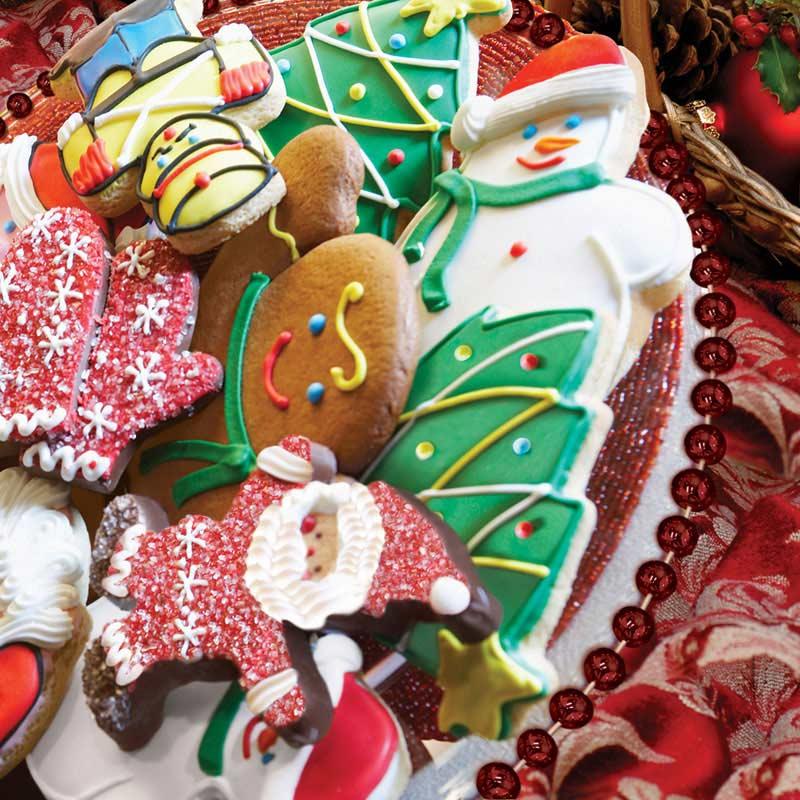 Christmas Cookies Christmas Jigsaw Puzzle