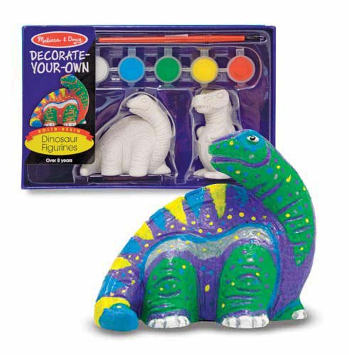 Dinosaur Figurines - DYO Dinosaurs Arts and Crafts