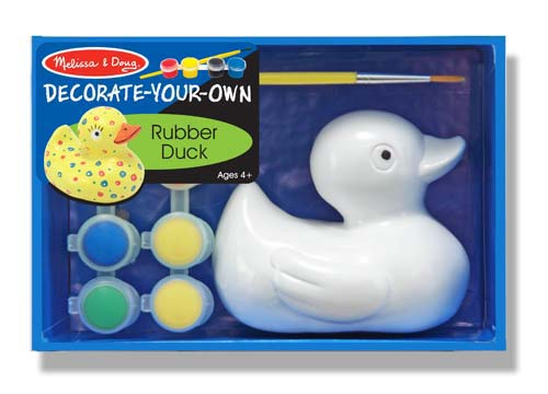 Rubber Duck - DYO Birds