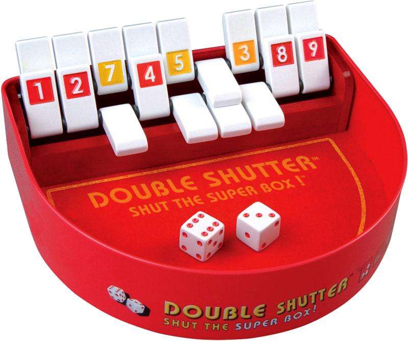 Double Shutter Math
