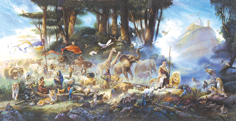 The Invitation Other Animals Jigsaw Puzzle