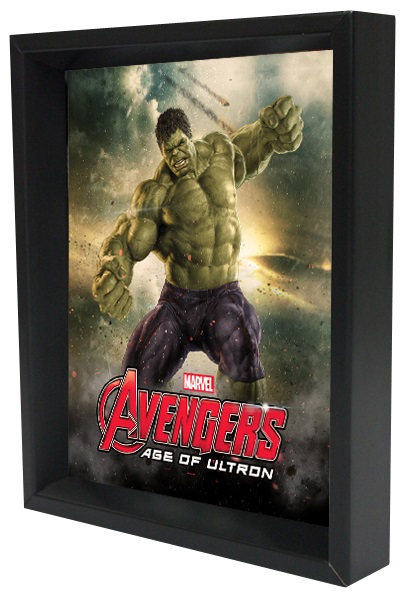 Hulk - Age of Ultron Shadowbox Movies / Books / TV