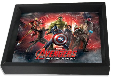 Avengers - Age of Ultron - Lin Shadowbox Movies / Books / TV