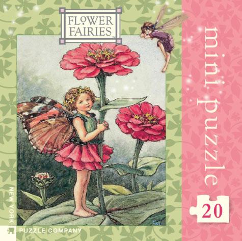 Zinnia fairy mini flower fairies jigsaw puzzle puzzlewarehouse zinnia fairy mini flower fairies flowers jigsaw puzzle mightylinksfo