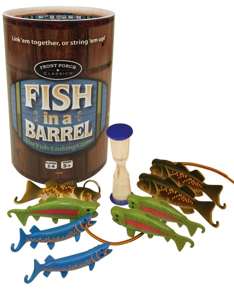 Fish in a Barrel (Front Porch Classics) Animals