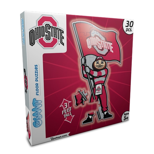 Collegiate - OH State Floor Puzzle Sports Jigsaw Puzzle