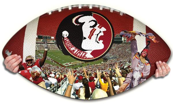 Collegiate Football - Florida State Sports Jigsaw Puzzle