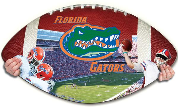 Collegiate Football - Florida Sports Jigsaw Puzzle