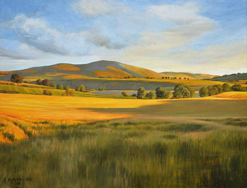 Tinto - Scottish Borders Travel Jigsaw Puzzle