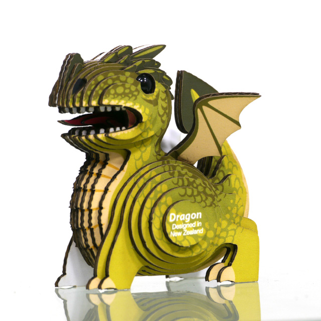 Dragon Eugy Dragons 3D Puzzle