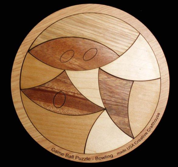 Game Ball - Bowling Ball