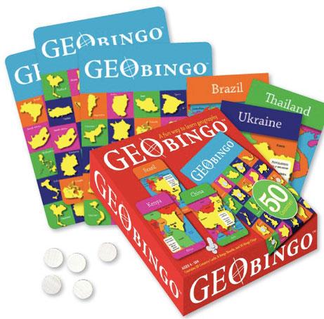 GeoBingo - World