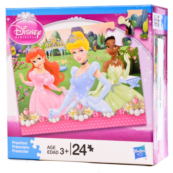 Disney Princess Cinderella Tiana Amp Ariel Jigsaw Puzzle