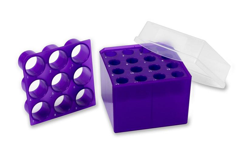 15 & 50mL Tube Storage Box