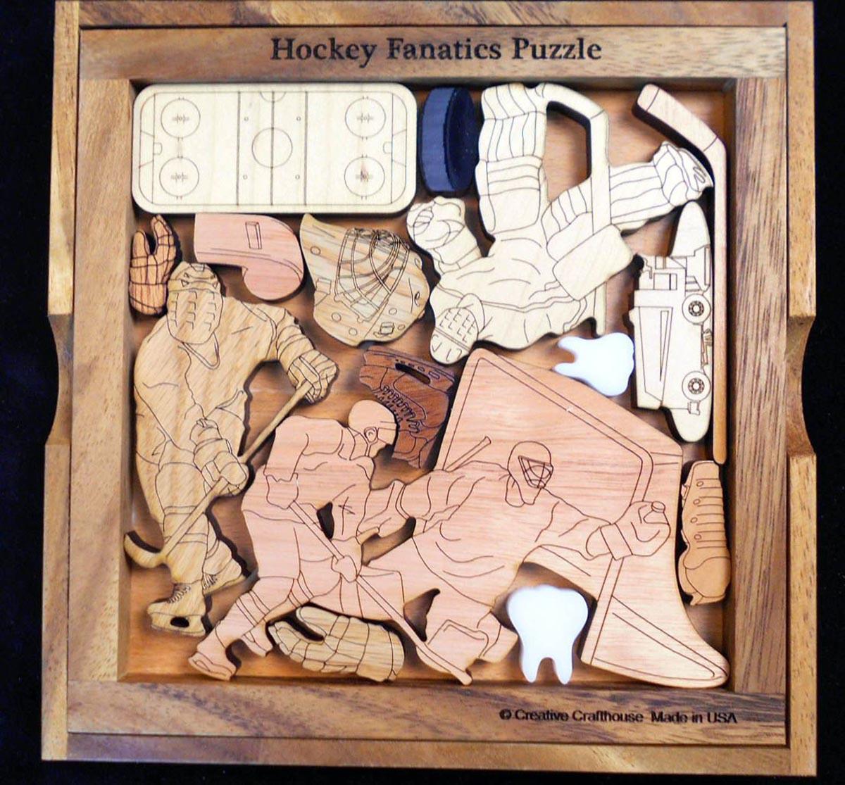 Hockey fanatics Father's Day