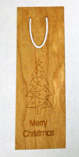 Page Marker Christmas Accessory