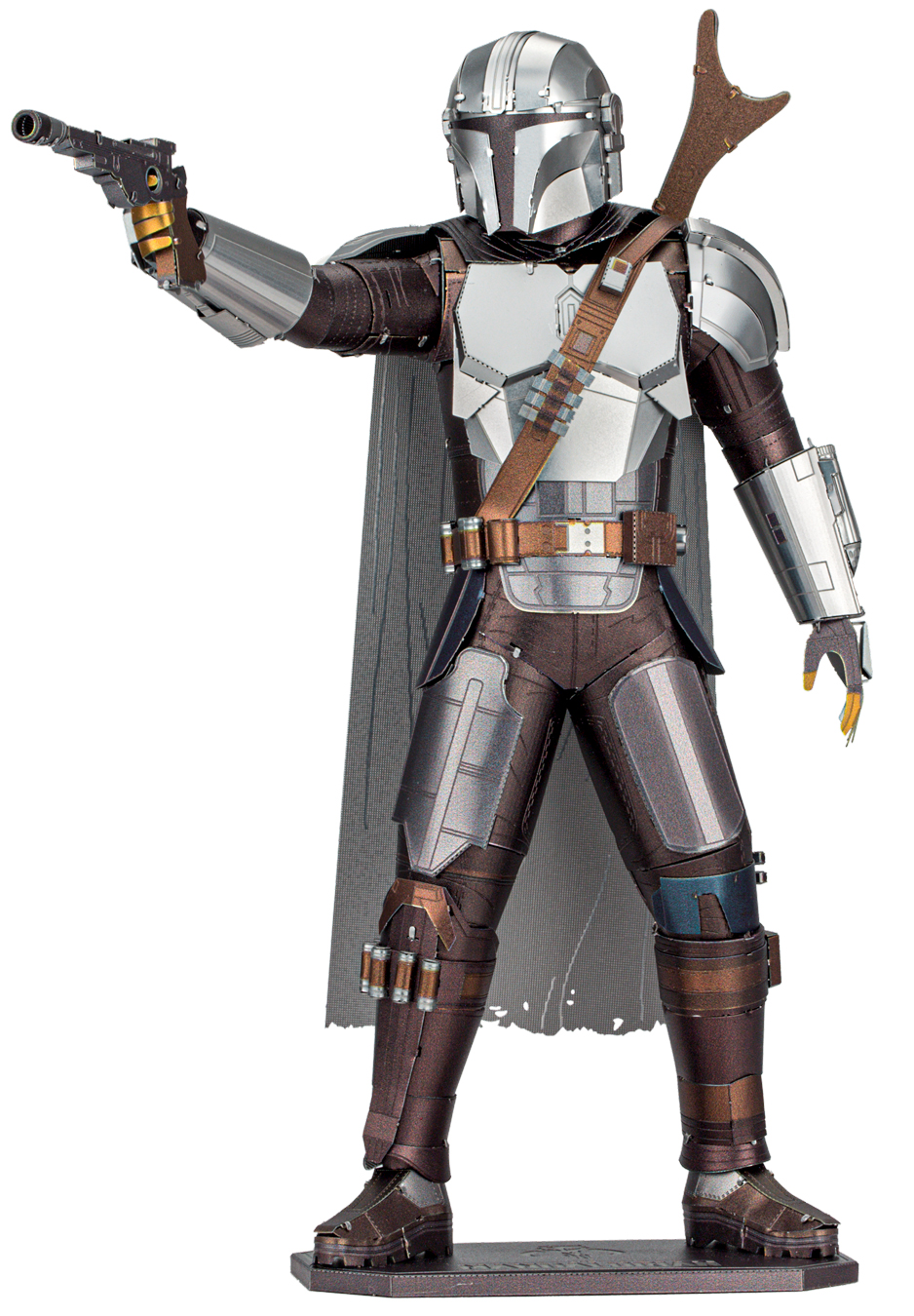 The Mandalorian Star Wars Movies / Books / TV Metal Puzzles