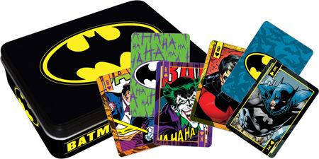 DC Batman (Playing Card Tin) Cartoons Playing Cards