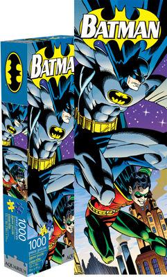 Batman - Slim Famous People Jigsaw Puzzle