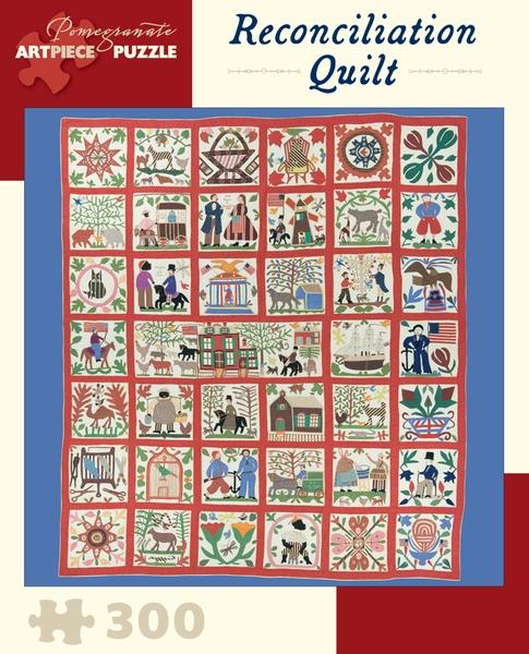 Reconciliation Quilt Crafts & Textile Arts Jigsaw Puzzle