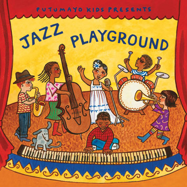 Jazz Playground CD Travel Music CD