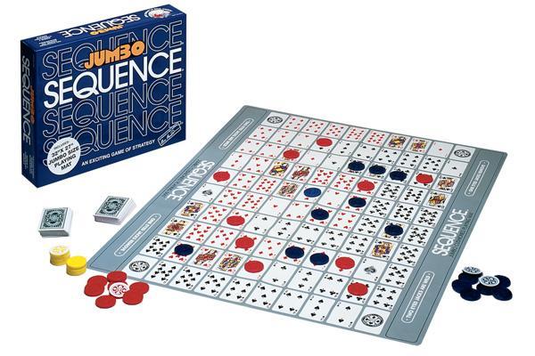 Jumbo Sequence - Box