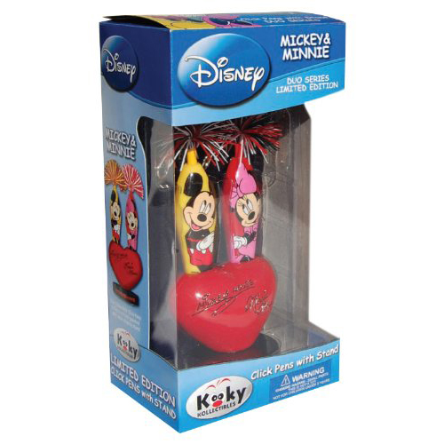 Mickey and Minnie Pens Disney Toy