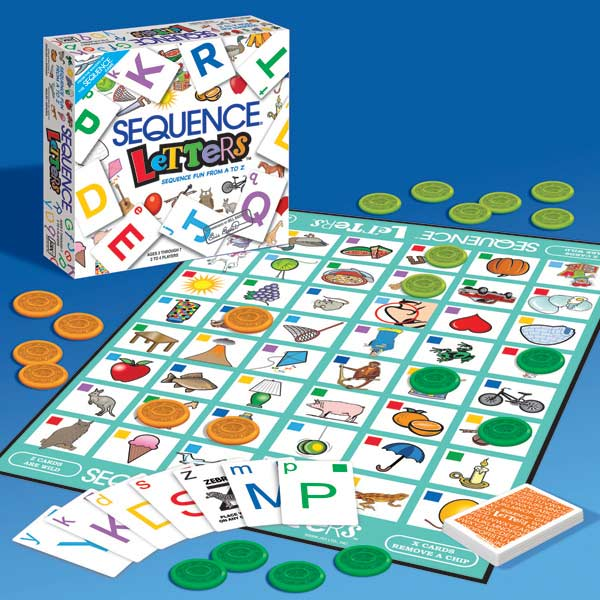 Sequence - Letters
