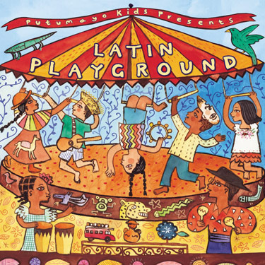 Latin Playground CD Mexico
