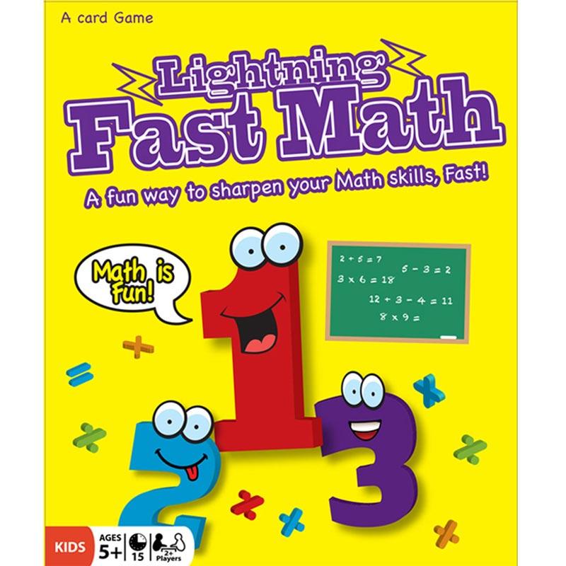 Lightening Fast Math
