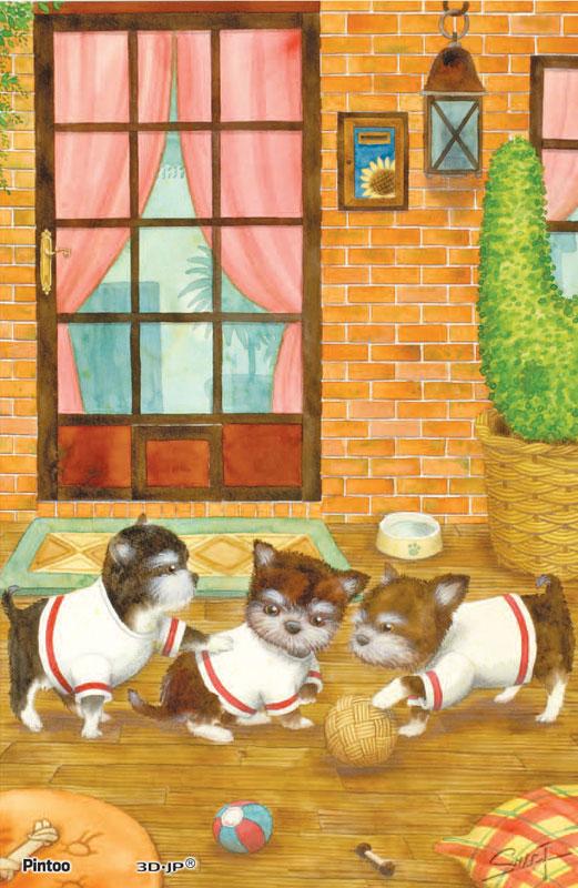 Tyro SMART - Dog 02 Dogs Jigsaw Puzzle