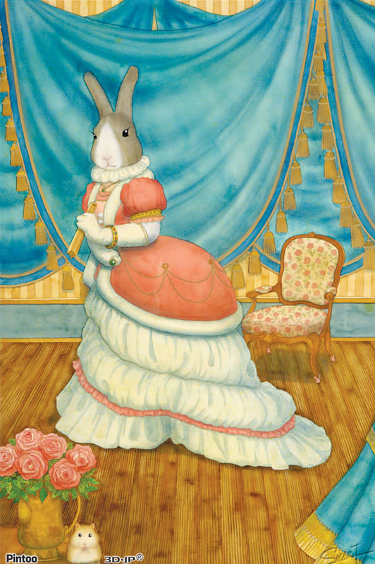 Tyro SMART - Babbie Rabbit 02 Other Animals Jigsaw Puzzle