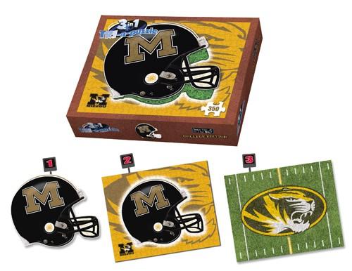 TRI-a-puzzle, Missouri Sports Jigsaw Puzzle