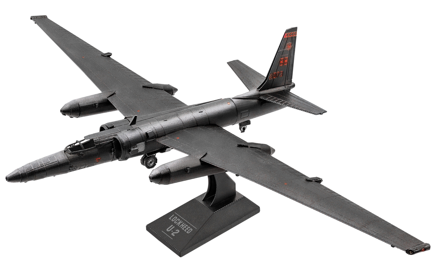 U-2 'Dragon Lady' Planes Metal Puzzles