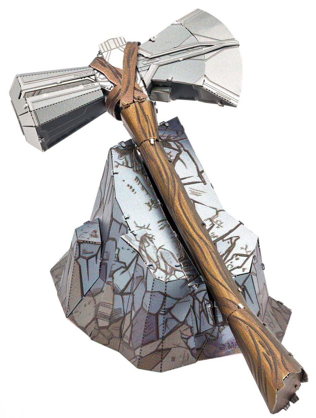 Stormbreaker - Marvel Movies / Books / TV Metal Puzzles