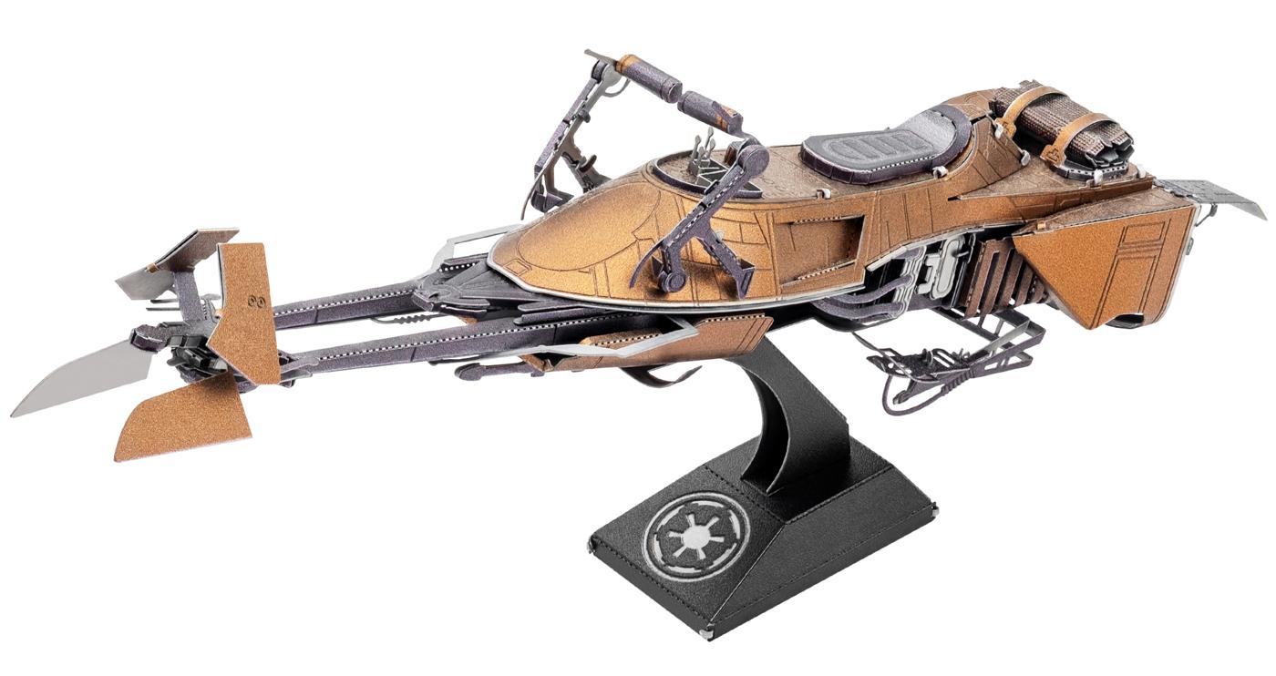 Speeder Bike - Star Wars Movies / Books / TV Metal Puzzles