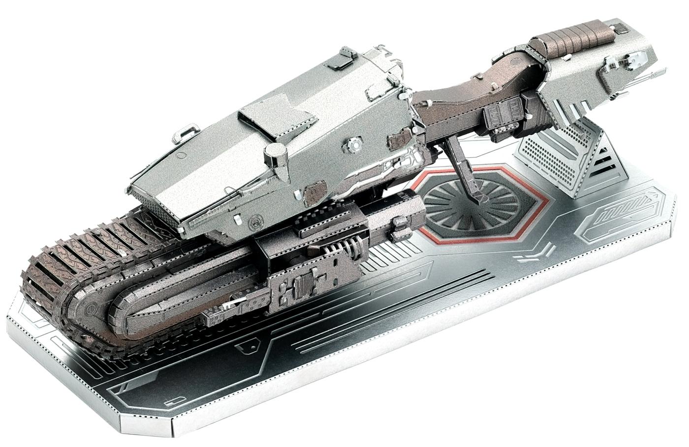 First Order Treadspeeder - Rise of Skywalker Star Wars Movies / Books / TV Metal Puzzles
