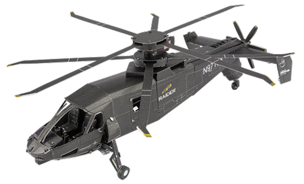 S-97 Raider Planes Metal Puzzles