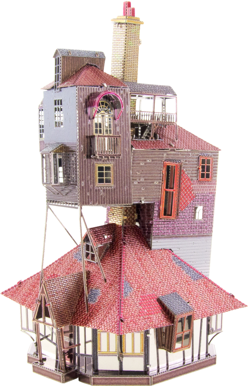The Burrow Harry Potter Movies / Books / TV Metal Puzzles