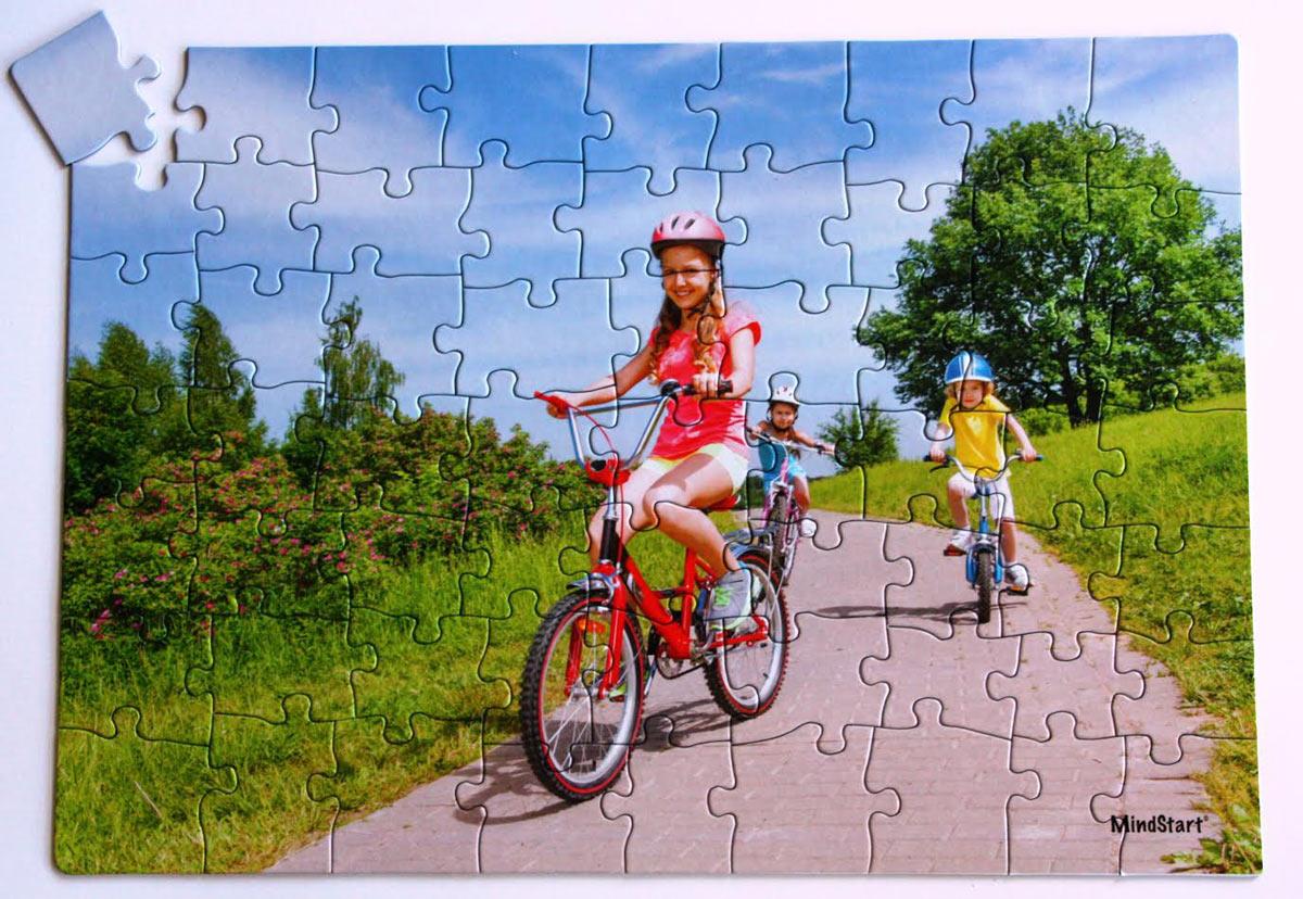 Biking People Jigsaw Puzzle