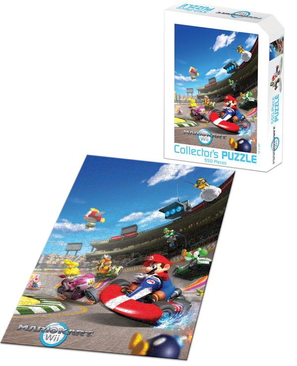 Super Mario Kart - Collector's Puzzle Cartoons Jigsaw Puzzle