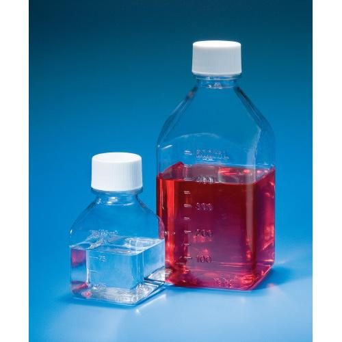 Bottle Square PET 125ml 48/Case