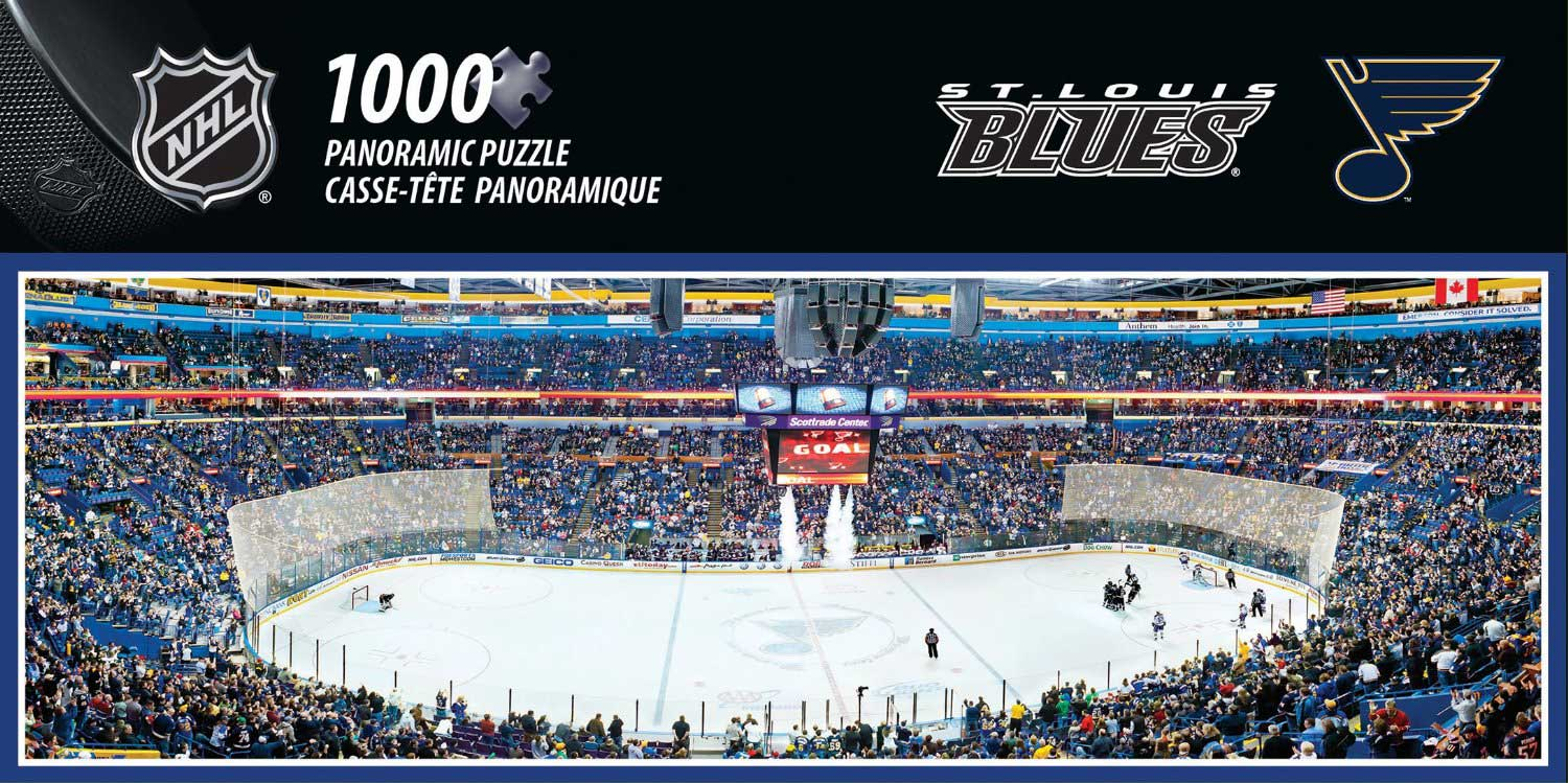 St. Louis Blues - Scratch and Dent Sports Jigsaw Puzzle