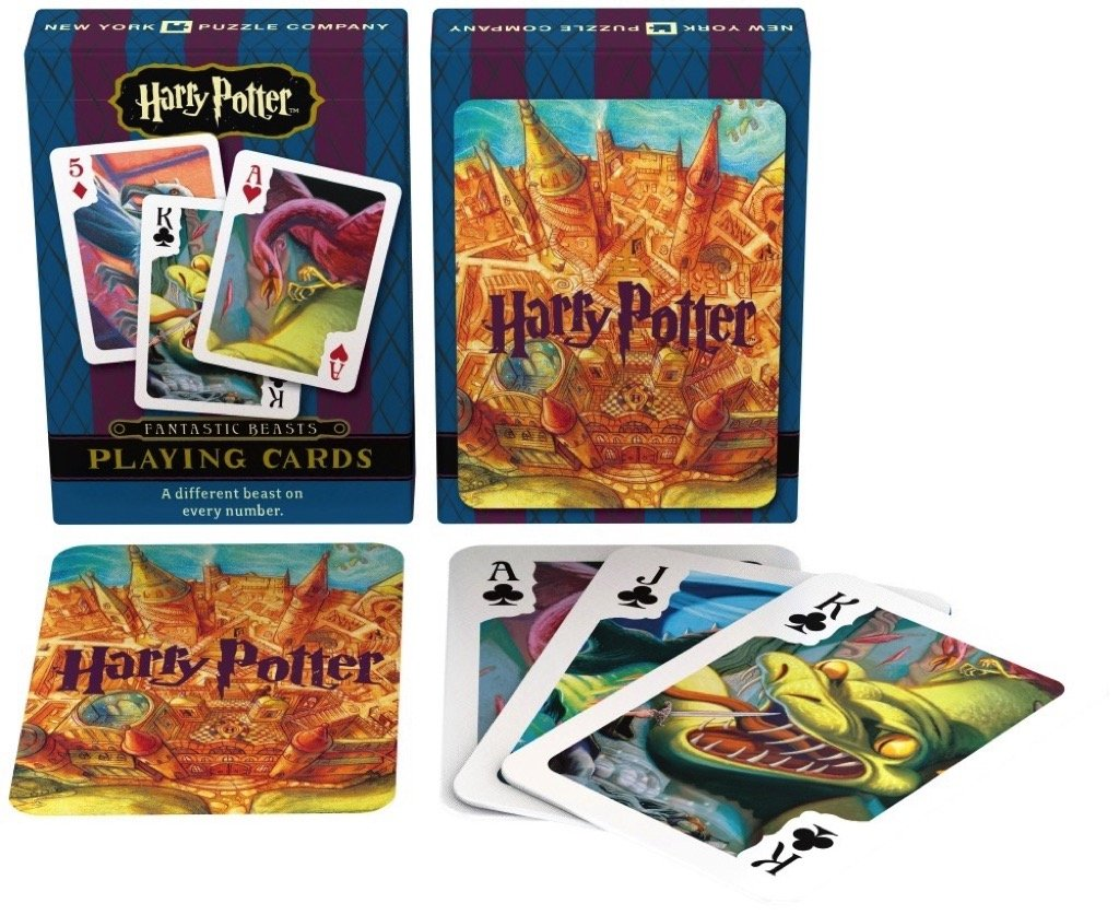 Harry Potter Beasts Cards Harry Potter