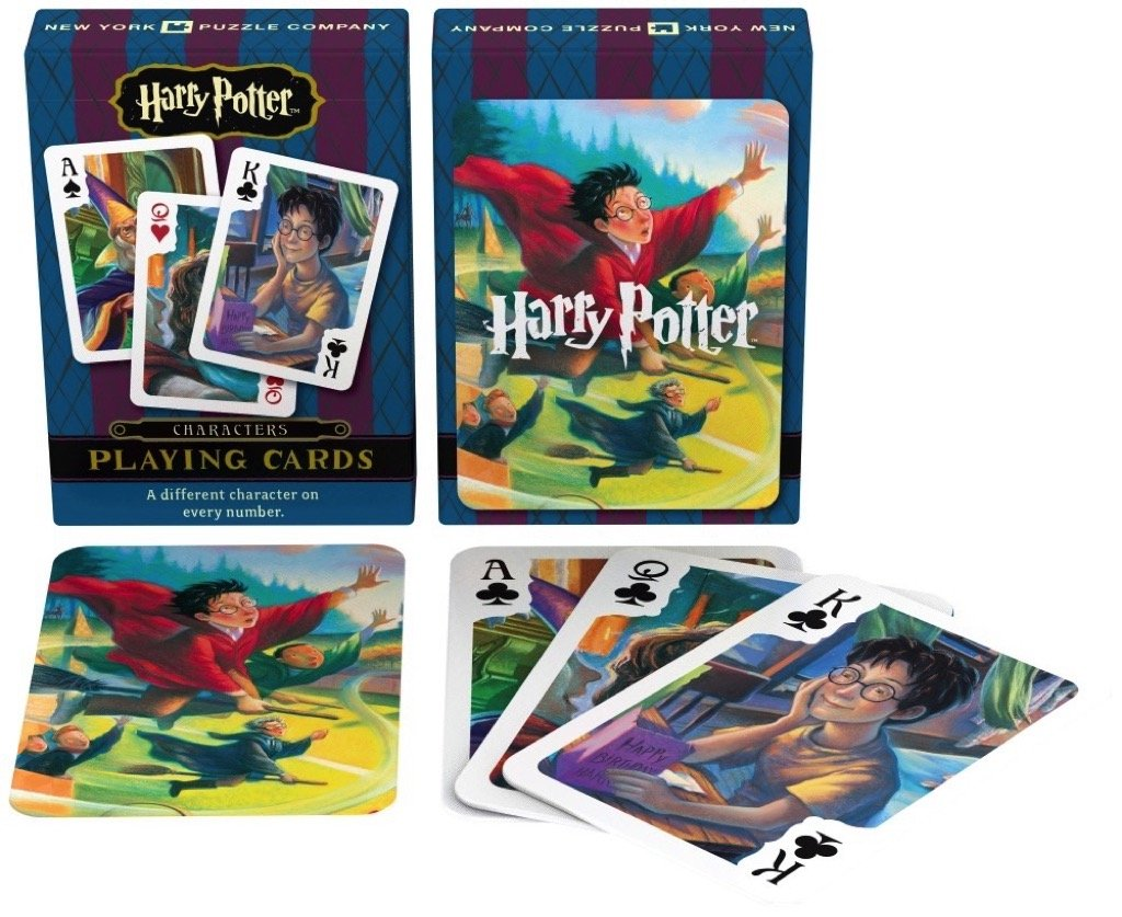 Harry Potter Character Cards Harry Potter