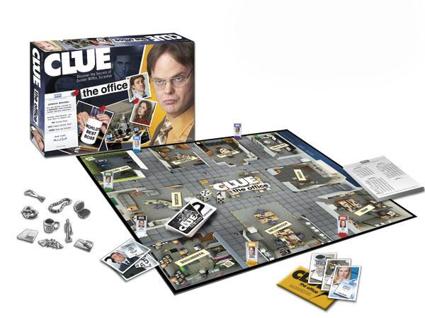 Clue The Office Us Version Puzzlewarehouse Com